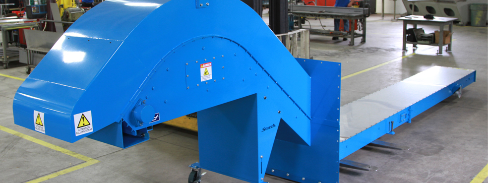 Magnetic Slide Conveyor - Series and Styles